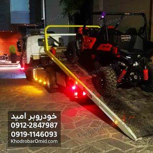 خودروبر-موتور-صحرایی